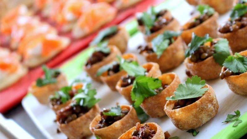 Realizamos el menú que necesitas para tu celebración