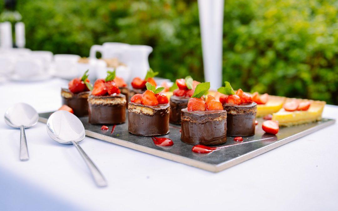 Cómo celebrar un catering o evento de calidad