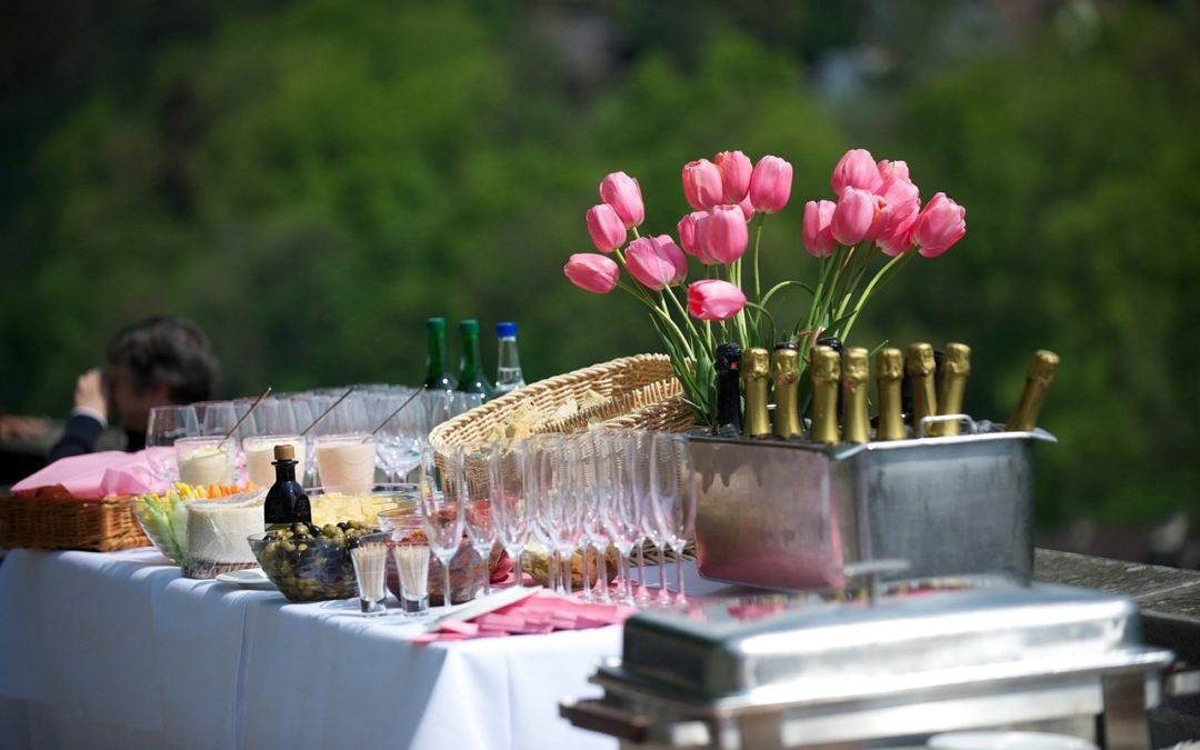 Catering especial para eventos en nuestras villas